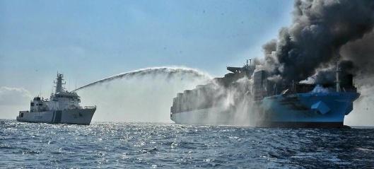 Maersk tar grep rundt farlig gods