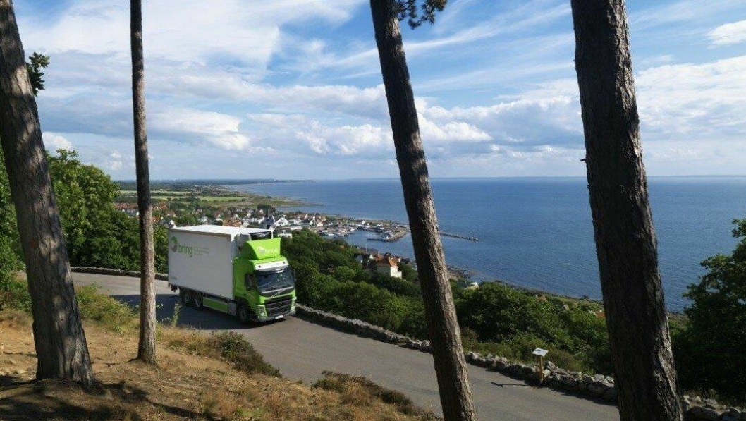 Med Bring Frigo som partner i European Food Network blir matvaretransporten til Norge effektivisert.
