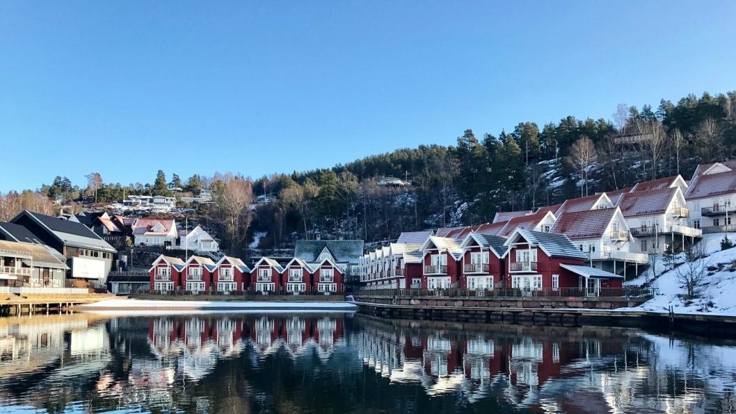 Holmsbu Hotel og Spa var valgt som arena for Årskonferansen som nå er avlyst.