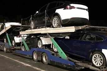 Musk tar grep etter uforsvarlig transport