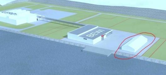 Plasthall erstatter fabrikkbygg