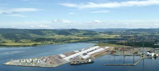 Vil utvikle industriområde på Verdal