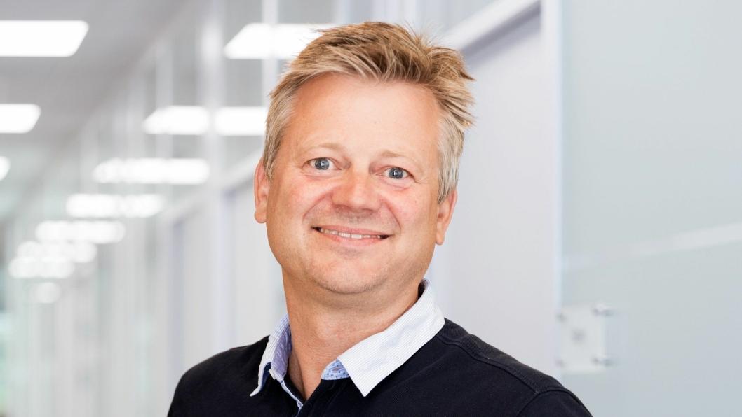 Head of Supply Chain Espen Svae er viktig bidragsyter til logistikkeventyret i Andøy-bedriften Vitux.