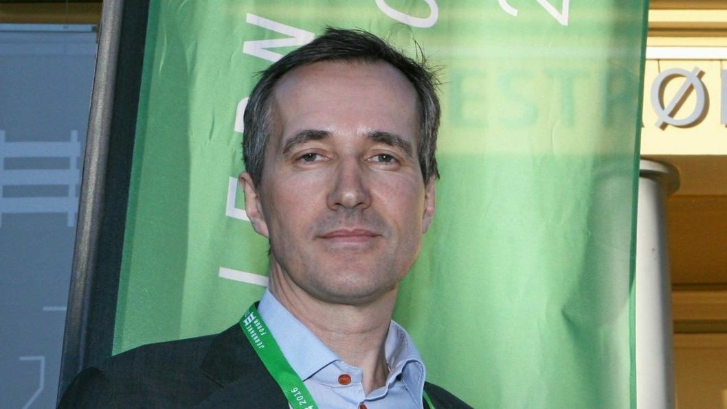 Etter fem år i Green Cargo har Jan Kilström fått et tilbud han ikke kunne si nei til i en annen bransje.