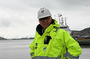 Ny havnedirektør i Ishavsbyen