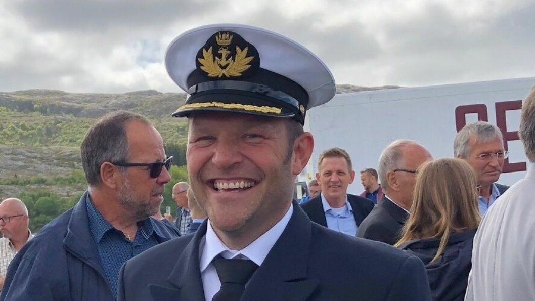 – Dette er en stor dag for matregionen, Trøndelag og Norge, sier en stolt havnedirektør Paul Ingvar Dekkerhus som i dag kan ta på seg sitt bredeste smil.