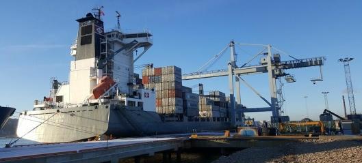Går sammen for å styrke sjøtransporten