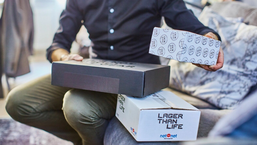 Selve leveringen blir viktigere for kunder som bestiller på nett. PostNord vil nå begeistre med fleksibilitet i leveringsmulighetene. Foto: PostNord