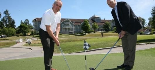 Det 10. golf-slaget