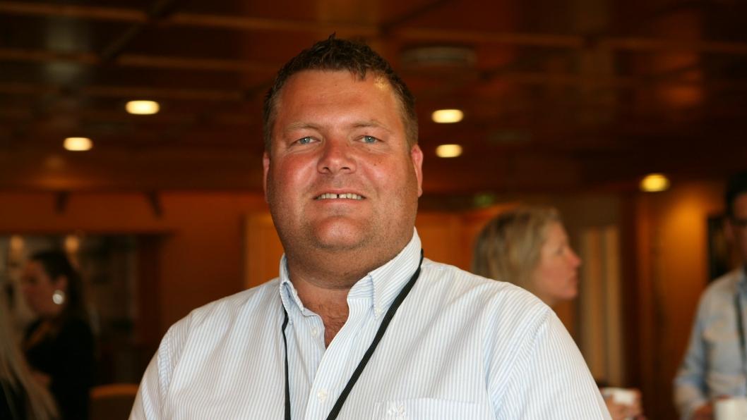 Tor Christian Holmesland går fra Alliance Healthcare til Logent. Foto: Per Dagfinn Wolden
