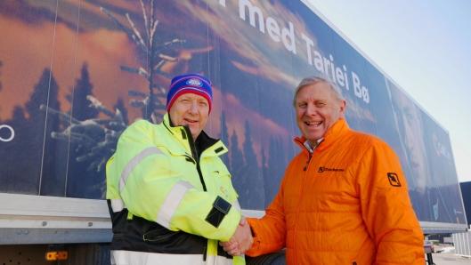 Både ColliCare-Bergli og Ove Midtsjø i Track Norge er glad for besparelsene systemene gir muligheter for.