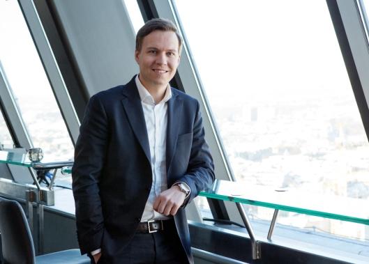 Tony André Johnsen er assisterende Direktør med e-handel som forretningsområde i PostNord.
