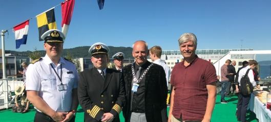 125 år siden Hurtigruten seilte ut fra Trondheim første gang