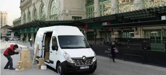 Renault utvider garantien på Master