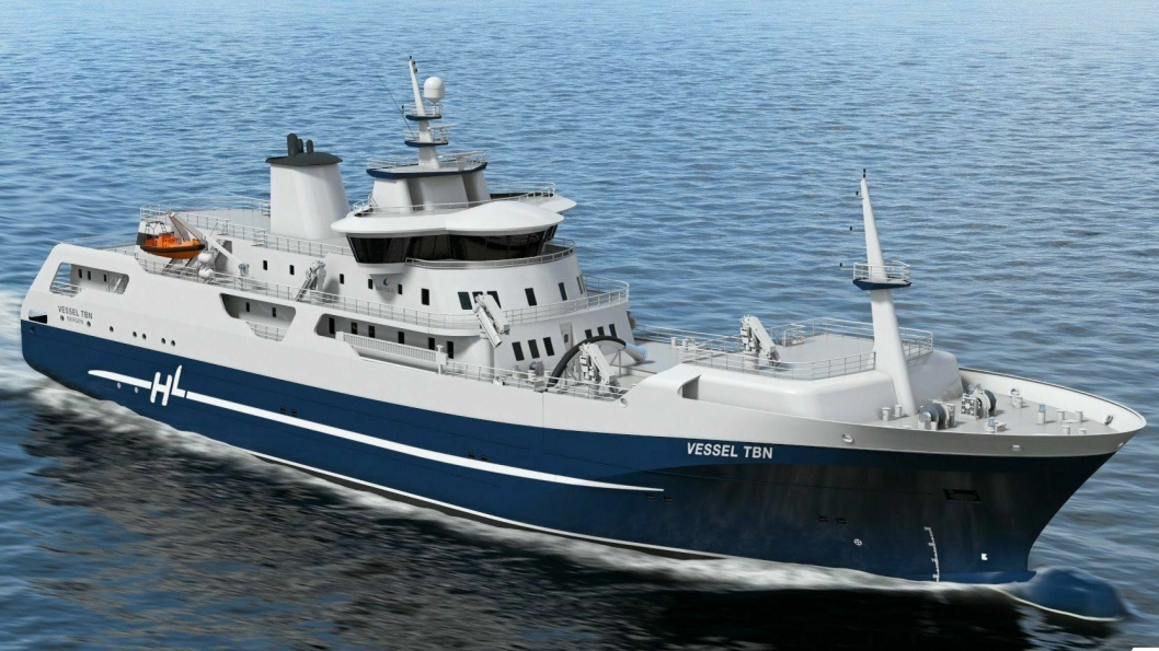 Hav Line Vessel er et av rederiene som har søkt om støtte til godsoverføring.