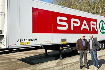 Leverer 140 trailere til Asko
