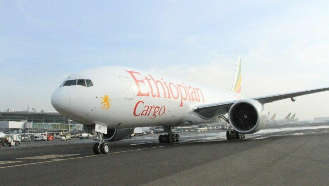 En Boeing 777-200F skal fra september knytte Oslo til Guangzhou i Kina med ny fraktrute.