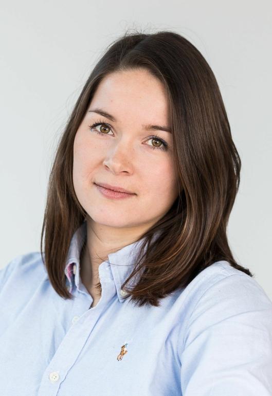 Elise Caspersen, forsker ved Transportøkonomisk institutt (TØI).