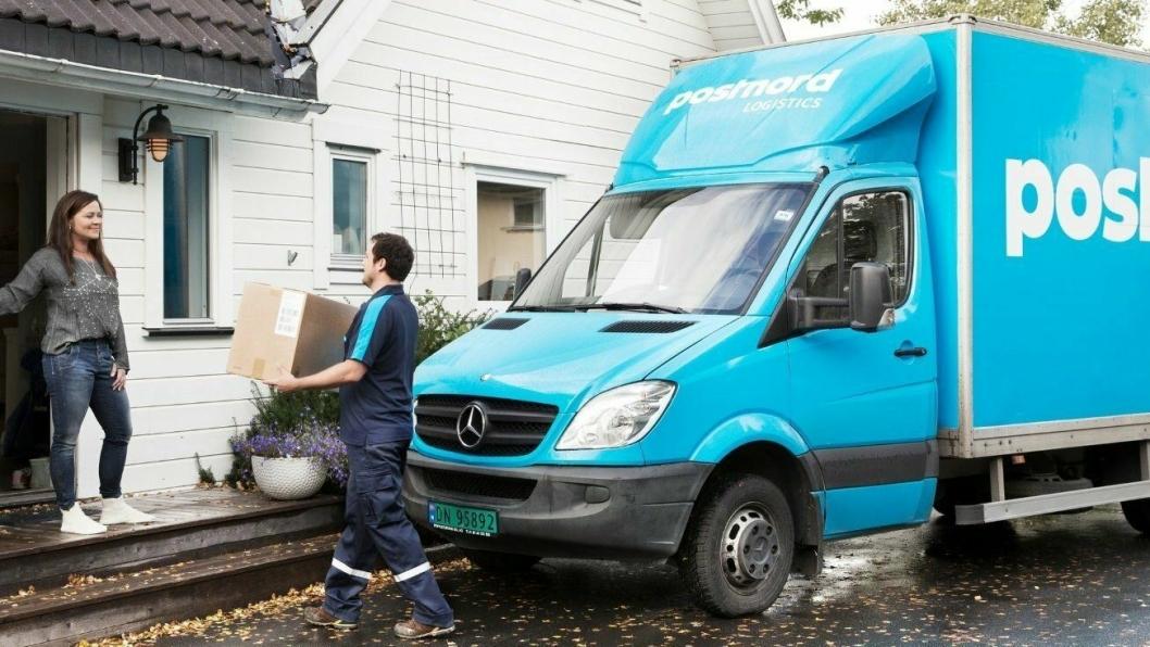 All transport av Zalando-varer i Norden vil de neste tre årene skje med PostNord.