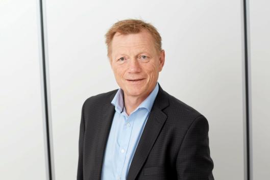 Morten Pettersen, CEO Viasea, ønsker å tilby et godt alternativ for store mengder gods som blir importert eller eksportert til og fra Kristiansands-området..