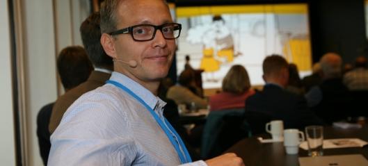Skal lede Grieg Logistics nye digitale satsing