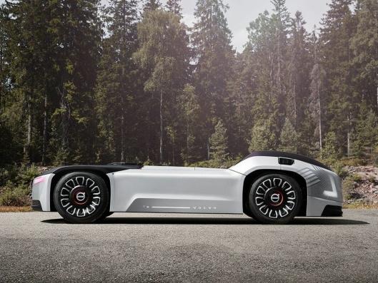 Volvo Trucks presenterer nå en ny transportløsning som består av autonome, elektriske kommersielle kjøretøy