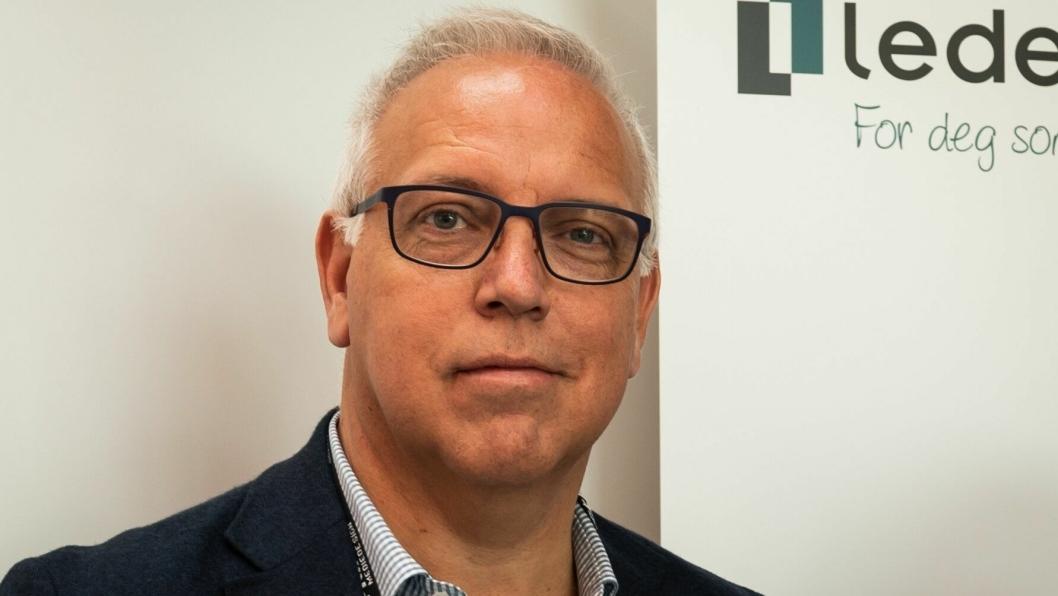 VINNER HODEJAKTEN. – Ved å tilby bedre lønnsbetingelser kan utenlandske selskaper støvsuge markedet for de flinkeste norske lederne, advarer Audun Ingvartsen, forbundsleder i Lederne.