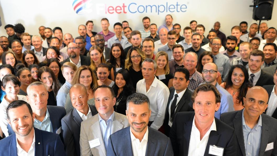 Canadiske Fleet Complete er i ferd med å vokse i Norge etter kjøpet av Ecofleet i 2018. Bilde fra hovedkontoret i Canada.