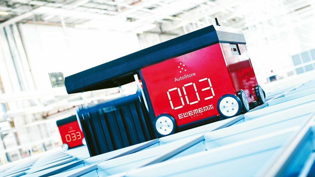 Det norske robotlagersystemet AutoStore skal prøve å gjøre et innhugg på det britiske markedet.