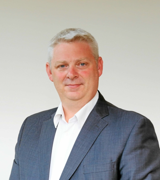 Jeremy Clouston-Jones er ansatt som Managing Director for Element Logic i Storbritannia.