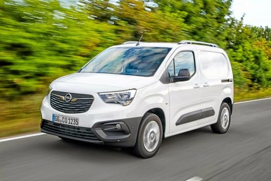 … og Opel Combo