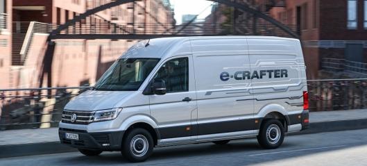 Åpner for bestilling av e-Crafter