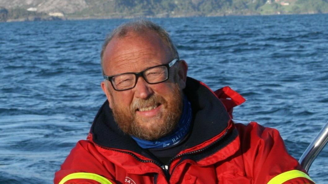 Carl-Erik Arnesen er administrerende direktør i Hav Line.