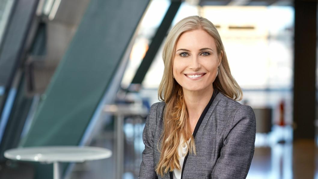 Isabelle Baumann er utnevnt til ny sjef for Business Innovation and Technology innen PostNords forretningsområde eCom & Logistik.