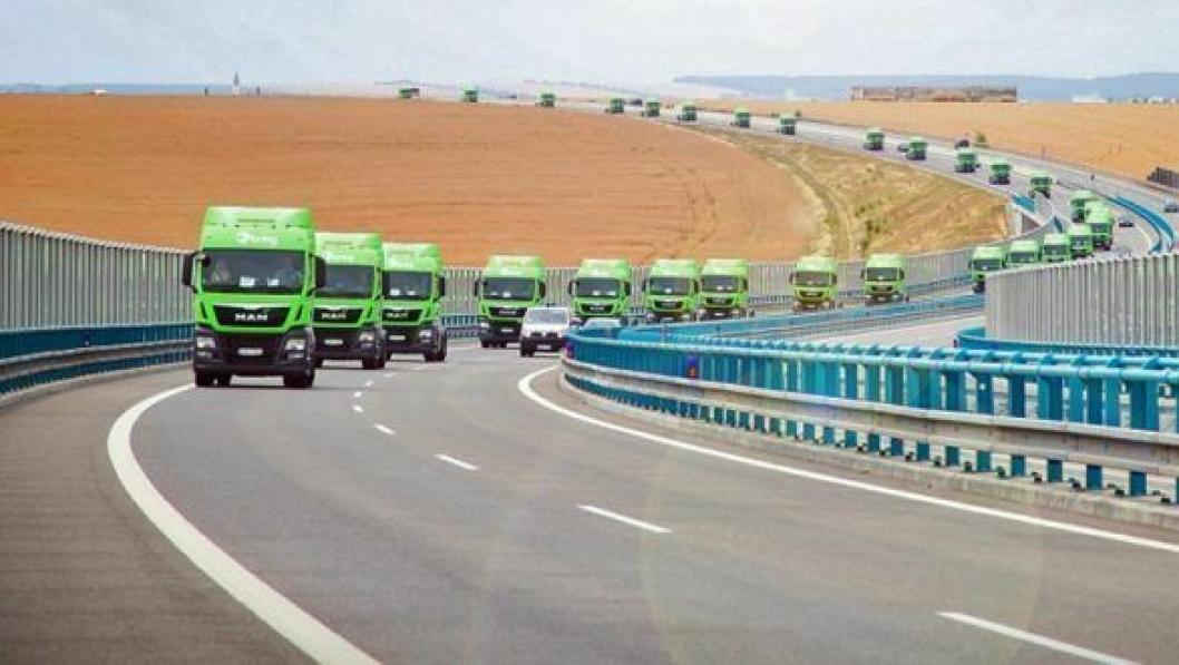 Bring Trucking Slovakia er datterselskap til det norske statseide selskapet, Posten Norge.