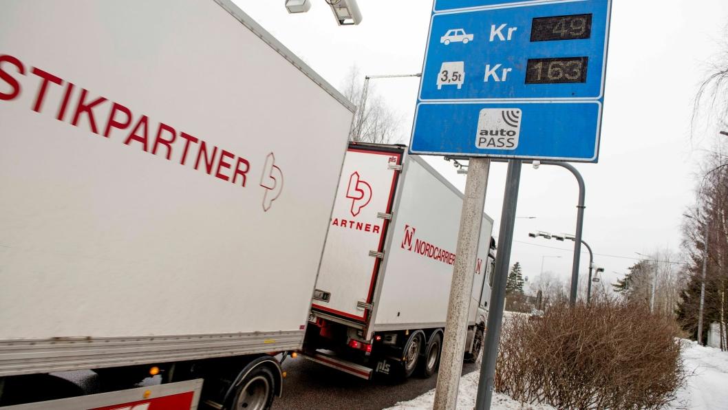 – Bompenger er avlegs. Få etablert satelittbasert kontroll fortest mulig, oppfordrer Tøi-forsker Lasse Fridstrøm.