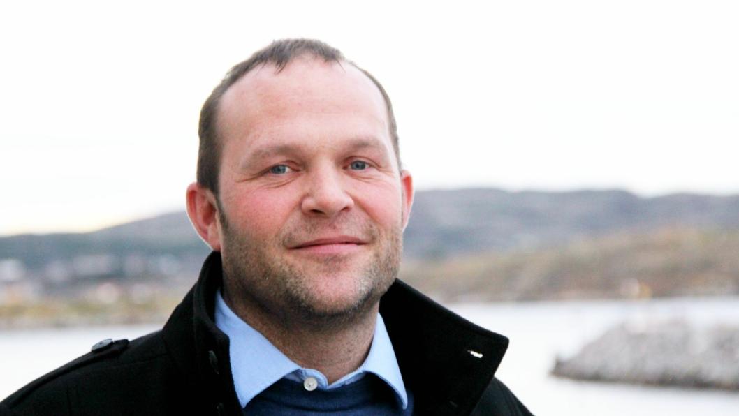Paul Ingvar Dekkerhus innrømmer at det er med blandede følelser han forlater den midt-norske havnen.