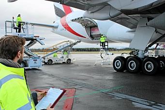 35.000 tonn flybåren laks