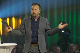 John Eckhoff tilbakeviser kritikken