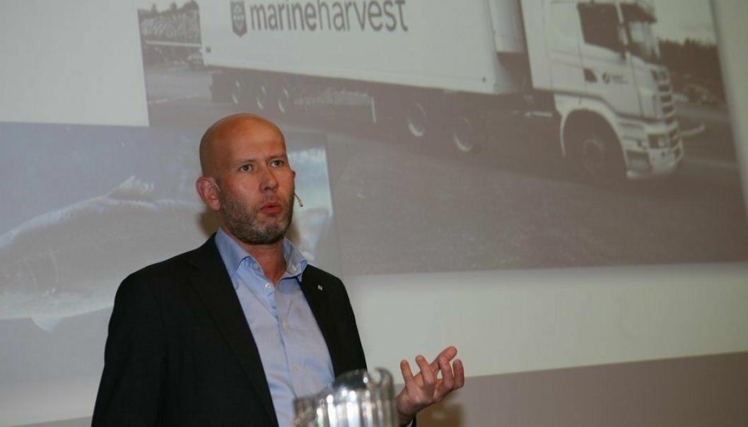 - Dette er skuffende, sier regiondirektør i NHO Trøndelag og tidligere Frp-statsråd, Tord Lien. Foto: Per Dagfinn Wolden