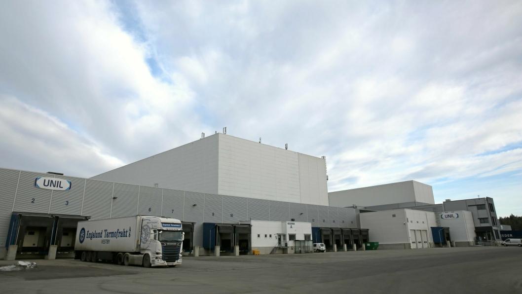 Unils lager ligger i Våler i Østfold.
