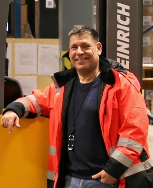 Vi er godt fornøyde med Logent, deres tjenester og deres ansatte, sier Jarle Hagen, supply chain manager i Unil.