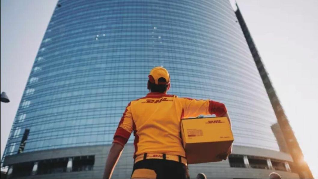 DHL Express rangeres som en av verdens beste arbeidsplasser.