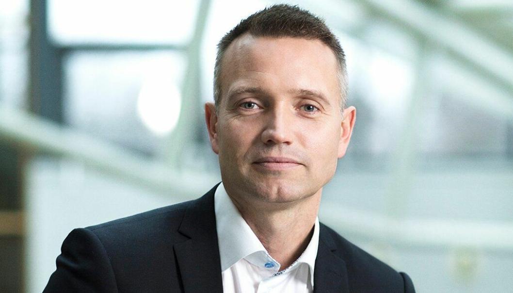 Ted Söderholm blir ny vd i Green Cargo AB fra årsskiftet.