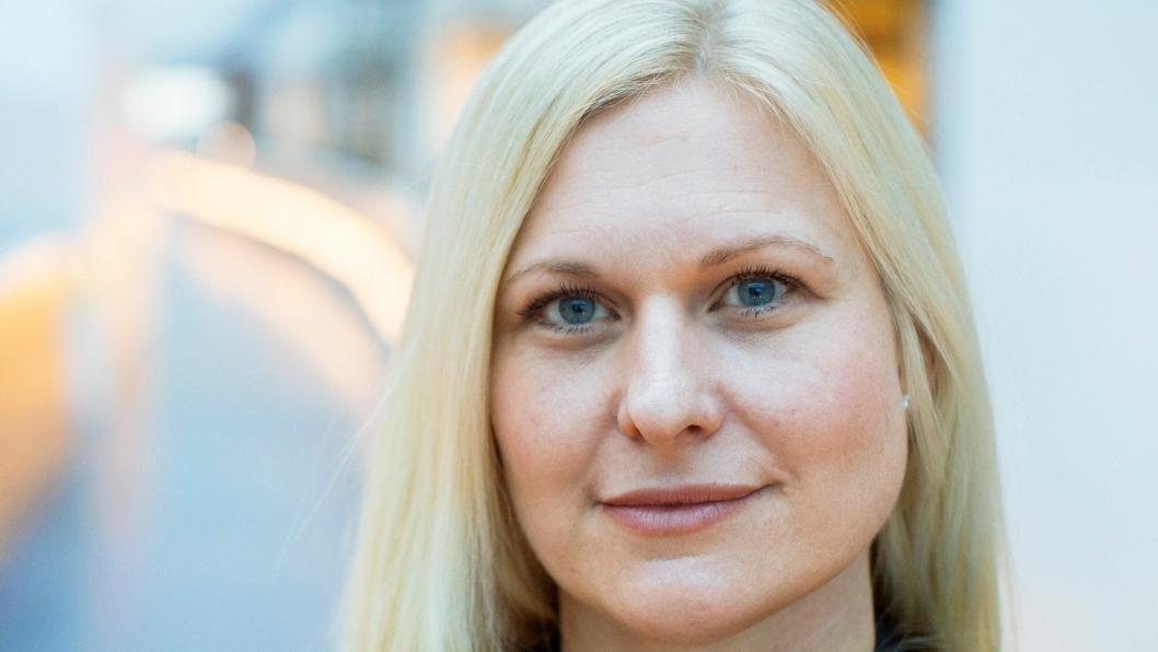 Ylva Ekborn i PostNord Strålfors mener at samarbeidet vil gjøre det enklere for PostNords kunder å dra nytte av ny teknologi.