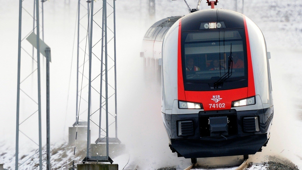 IKKE SÅ FORT LIKEVEL: Det etterlengtede Intercity-triangelet mellom Skien, Halden og Lillehammer skyves ut i tid.