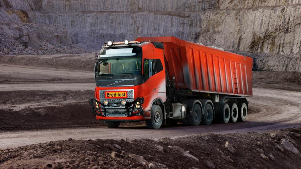 Volvo Trucks har inngått en «milepælsavtale» med Brønnøy Kalk AS i Norge om å levere Volvo Trucks' første kommersielle autonome transportløsning.