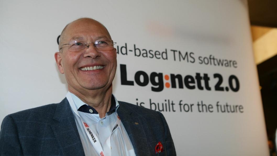 TMS-gründer Jan Ole Hansen går nye veier og hjelper transport- og anleggsbransjen med nye, unike løsninger. Foto: Per Dagfinn Wolden