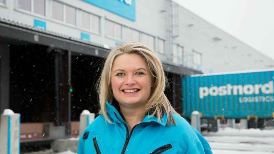 E-handelsekspert Rikke Kyllenstjerna i PostNord forteller om en julegavehandel på nett som har tatt helt av.