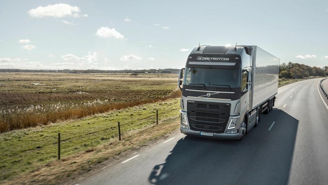 - Vi oppnådd betydelig kostnadsbesparelse for våre kunder uten at det går ut over ytelse eller produktivitet, sier Claes Nilsson, president i Volvo Trucks.